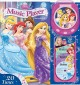 Disney Princess Music Player Storybook: Cinderella, Tangled, the Little Mermaid, Beauty and the Beast (Hardcover Book) at Sears.com
