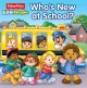 Fisher-Price Little People Who's New at School? (Paperback Book) at Sears.com