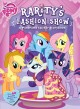 My Little Pony Rarity Takes Manehattan: A Panorama Sticker Storybook (Paperback Book) at Sears.com
