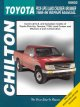 Chilton's Toyota Pick-Ups/Land Cruiser/4Runner 1989-96 Repair Manual (Paperback Book) at Sears.com