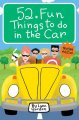 52 Fun Things to Do in the Car (Cards Book) at Sears.com