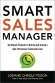Smart Sales Manager: The Ultimate Playbook for Building and Running a High-Performance Inside Sales Team (Hardcover Book) at Sears.com
