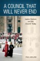 A Council That Will Never End: Lumen Gentium and the Church Today (Paperback Book) at Sears.com