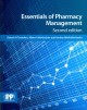 Essentials of Pharmacy Management (Paperback Book) at Sears.com