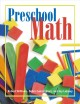 Preschool Math (Paperback Book) at Sears.com