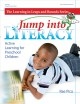 Jump Into Literacy: Active Learning for Preschool Children (Paperback Book) at Sears.com
