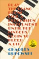 Play the Piano Drunk Like a Percussion Instrument Until the Fingers Begin to Bleed a Bit (Paperback Book) at Sears.com