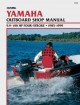 Clymer Yamaha Outboard Shop Manual: 9.9-100 Hp Four-Stroke, 1985-1999 (Paperback Book) at Sears.com
