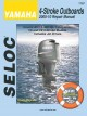 Yamaha 4-Stroke Outboards 2005-10 Repair Manual: 2.5-350 Hp, 1-4 Cylinder, V6 & V8 Models (Paperback Book) at Sears.com