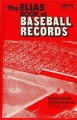 The Elias Book of Baseball Records 2014: Major League Baseball Records, World Series Records, Championship Series Records, Division Series Records, All-Star Game Records, Hall of Fame Records (Hardcover Book) at Sears.com
