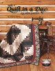 Make a Quilt in a Day Log Cabin Pattern: Log Cabin Pattern (Paperback Book) at Sears.com