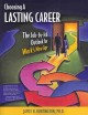 Choosing a Lasting Career: The Job-by-Job Outlook for Work's New Age (Paperback Book) at Sears.com