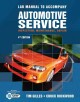 Automotive Service: Inspection, Maintenance, Repair (Paperback Book) at Sears.com