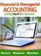 Financial & Managerial Accounting Using Excel for Success (Hardcover Book) at Sears.com