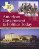American Government and Politics Today: The Essentials 2011-2012: Central Texas College Edition (Paperback Book) at Sears.com