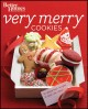 Better Homes and Gardens Very Merry Cookies (Paperback Book) at Sears.com