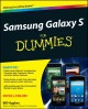 Samsung Galaxy S for Dummies (Paperback Book) at Sears.com