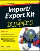 Import/ Export Kit for Dummies (Paperback Book) at Sears.com
