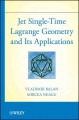 Jet Single-Time Lagrange Geometry and Its Applications (Hardcover Book) at Sears.com