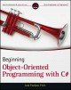 Beginning Object-oriented Programming With C# (Paperback Book) at Sears.com