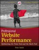 Professional Website Performance: Optimizing the Front End and Back End (Paperback Book) at Sears.com