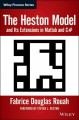 The Heston Model and Its Extensions in Matlab and C# + website (Paperback Book) at Sears.com