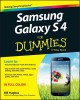 Samsung Galaxy S 4 for Dummies (Paperback Book) at Sears.com