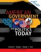 American Government and Politics Today 2013-2014: No Separate Policy Chapters Version (Paperback Book) at Sears.com