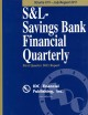 S&L Savings Bank Financial Quarterly: First Quarter 2011 Report (Paperback Book) at Sears.com