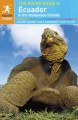 The Rough Guide to Ecuador & the Galapagos Islands (Paperback Book) at Sears.com