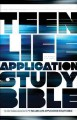 Teen Life Application Study Bible: New Living Translation (Hardcover Book) at Sears.com