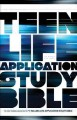 Teen Life Application Study Bible: New Living Translation (Paperback Book) at Sears.com