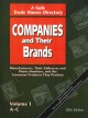 Companies and Their Brands: Manufacturers, Their Addresses and Phone Numbers, and the Consumer Products They Produce (Paperback Book) at Sears.com