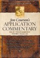 Jon Courson's Application Commentary: Old Testament Genesis-Job (Hardcover Book) at Sears.com