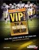 VIP Pass to a Pro Football Game Day: From the Locker Room to the Press Box (And Everything in Between) (Library Book) at Sears.com