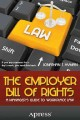 The Employer Bill of Rights: A Manager's Guide to Workplace Law (Paperback Book) at Sears.com