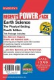 Regents Power Pack Earth Science: Lets Review: The Physical Setting / Barron's Regents Exams and Answers (Paperback Book) at Sears.com