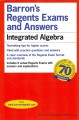 Integrated Algebra Power Pack (Paperback Book) at Sears.com