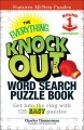 The Everything Knock Out Word Search Puzzle Book: Round 1:Lightweight: Get into the Ring With 125 Easy Puzzles (Paperback Book) at Sears.com