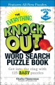The Everything Knock Out Word Search Puzzle Book: Lightweight Round 2: Get into the Ring With 125 Easy Puzzles (Paperback Book) at Sears.com