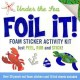 Under the Sea Foil It! Foam Sticker Activity Kit (Paperback Book) at Sears.com