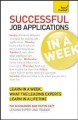 Successful Job Applications in a Week (Paperback Book) at Sears.com