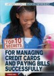 Top 10 Secrets for Managing Credit Cards and Paying Bills Successfully (Library Book) at Sears.com