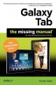 Galaxy Tab 2: The Missing Manual (Paperback Book) at Sears.com