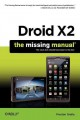 Droid X2: The Missing Manual (Paperback Book) at Sears.com