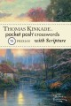 Thomas Kinkade Pocket Posh Crosswords 1 with Scripture: 75 Puzzles (Paperback Book) at Sears.com