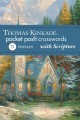 Thomas Kinkade Pocket Posh Crosswords 2 with Scripture: 75 Puzzles (Paperback Book) at Sears.com