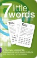 7 Little Words 2: 100 Puzzles (Paperback Book) at Sears.com