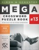 Simon and Schuster Mega Crossword Puzzle Book (Paperback Book) at Sears.com