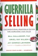 Guerrilla Selling: Unconventional Weapons & Tactics for Increasing Your Sales, Library Edition (MP3-CD Book) at Sears.com